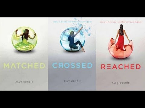 BOOK REVIEW ♡ Matched Series