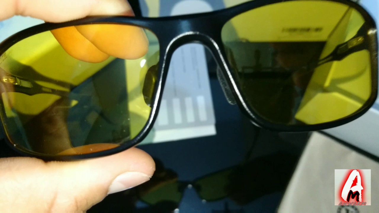 26b41f2da3 Soxick Polarized HD Anti Glare Night Driving Sunglass (Review) - YouTube