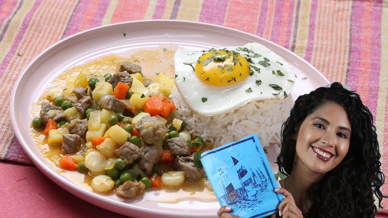 Shila's Grandmother's Picante de Carne