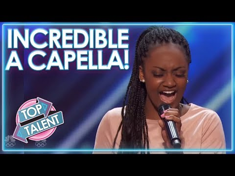 AMAZING A CAPELLA On X Factor, Got Talent and Idols! | Top Talent