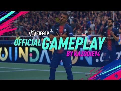 FİFA 19 GAMEPLAY PSG vs Juventus