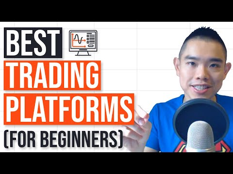 Best Trading Platforms & Software For Beginners (2021)
