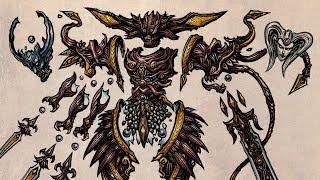 『リターン・トゥ・イヴァリース』至高のボスデザイン:ファイナルファンタジーXIV 魔界ノボス 検索動画 16