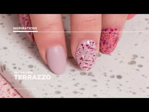 Terrazzo Stamping Effect Step by Step