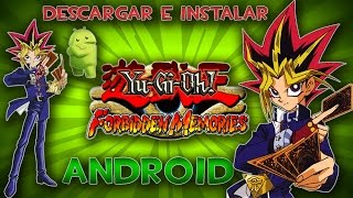 Video Descargar e Instalar Yu Gi Oh Forbidden Memories En Español Para Android download MP3, 3GP, MP4, WEBM, AVI, FLV Juli 2018