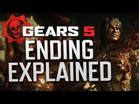 Gears 5 - Ending EXPLAINED // What Happens Now?