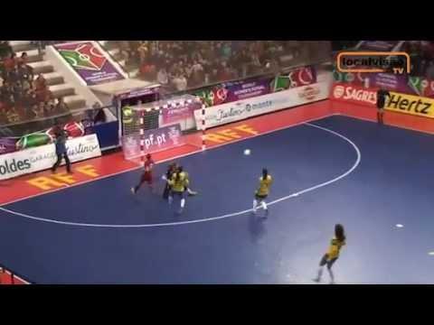 Futsal brasil x portugal
