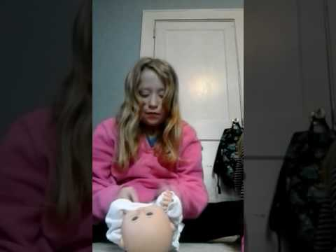 Baby Alive Cabbage Patch Kids In Morning Routine
