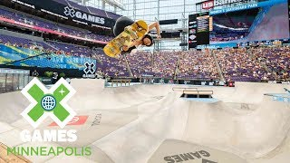 Women's Skateboard Park: FULL BROADCAST | X Games Minneapolis 2018