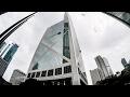 Hong Kong. A Walk Around the Bank of China Tower