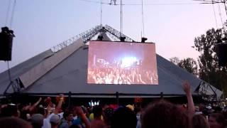 Pendulum - Propane Nightmares (live @ Rock Werchter 2009)
