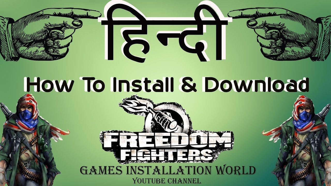 freedom fighter game download utorrent