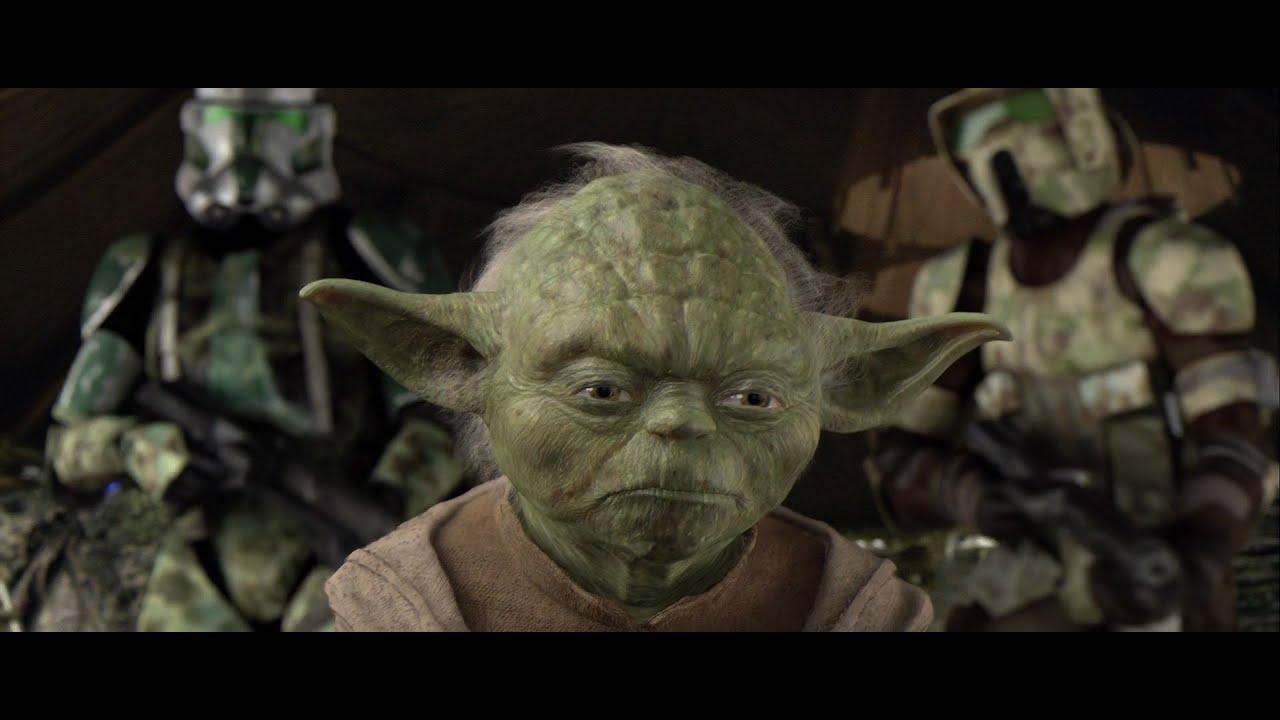 Star Wars - Commander Gree's death [HD] | theLonelyARC