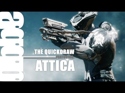 A Gay Guy Reviews:  Attica, Hard Wood & The 50/50 - Warframe