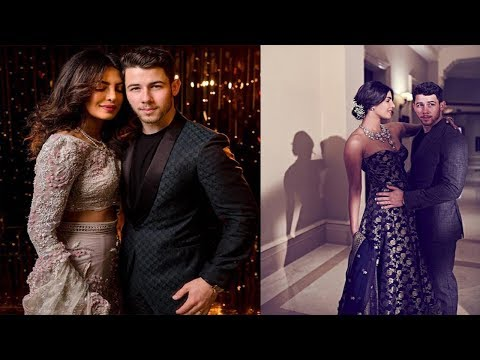 Priyanka Chopra and Nick Jonas Third Wedding Reception in Mumbai
