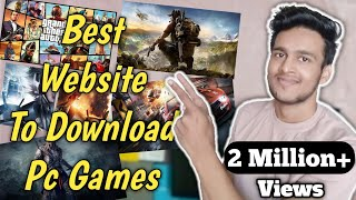 Best websites to download pc games | pc games free download | how to download games in pc