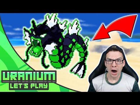Terrifying NUCLEAR Gyarados! Pokemon Uranium #13
