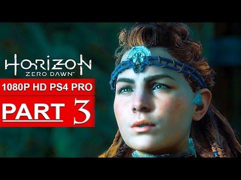 HORIZON ZERO DAWN Gameplay Walkthrough Part 3 [1080p HD PS4 PRO] - No Commentary