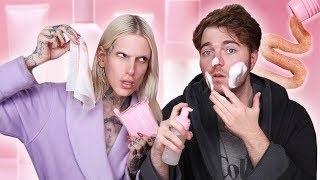kylie-skin-review-with-shane-dawson