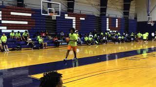 Miami-Dade County Basketball Showcase: Class of 2020 / Gm # 1