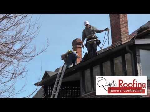 Roofing Contractors Belleville Quinte Roofing