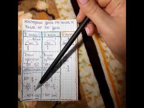 5 класс. Как решать задачи на нахождение дроби от числа и числа по его дроби