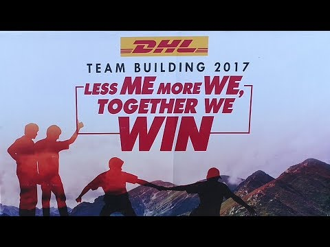 [Flycam] Team Building DHL 2017 (Deutsche Post DHL Group)