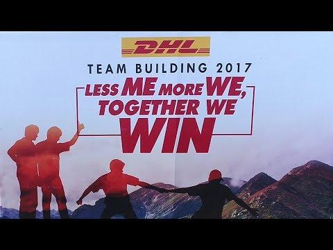 [Flycam] Team Building DHL 2017 (Deutsche Post DHL Group)