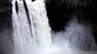 Snoqualmie Falls and the Salish Lodge