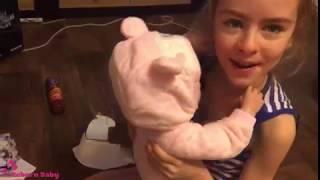 Обложка на видео о Распаковка куклы реборн девочки (арт.259)