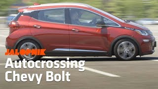 How The 2018 Chevy Bolt EV Drives When Pushed To Its Limits
