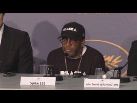 """Spike Lee carga en Cannes contra EE UU, un país """"construído sobre o xenocidio"""""""