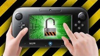 Hack WiiU FW 5.5.0-5.5.1 Eseguire giochi ed hombrew scaricati! (5K subs)