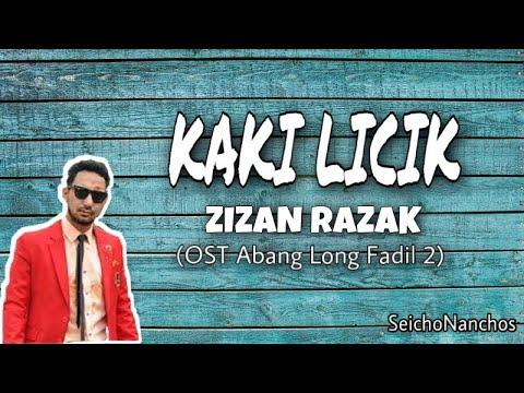 Kaki Licik - Zizan Razak