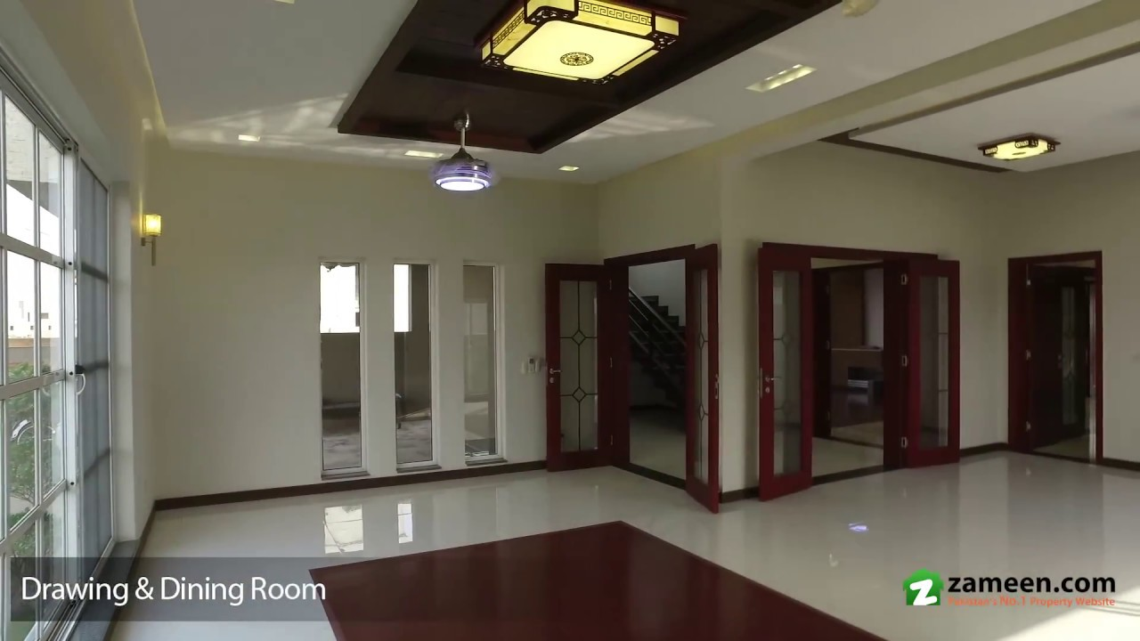 Beautiful 1 Kanal House Is Available For Sale In Dha Phase