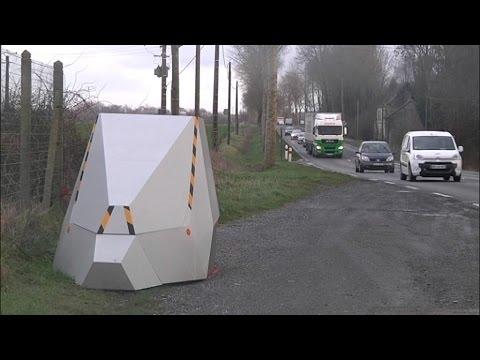 Dans le Pas-de-Calais, le radar leurre a commencé à flasher