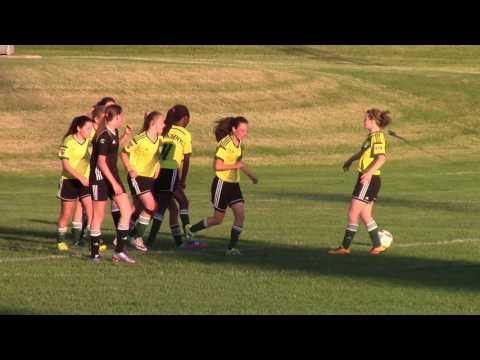 Highlights - Byron Blazers 03G vs  Woodstock Strikers 03G
