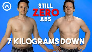 3 Month REALISTIC B๐dy Transformation (Weight Loss)