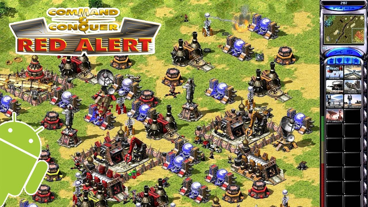 Command & Conquer: Red Alert APK Android Game | No Need Emulator