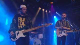 Clickclickdecker live - WDR Rockpalast / Visions Party