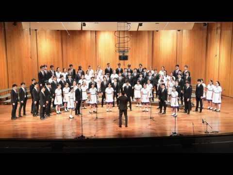Diocesan Boys' School and Diocesan Girls' School Senior Mixed Choir - Alleluia