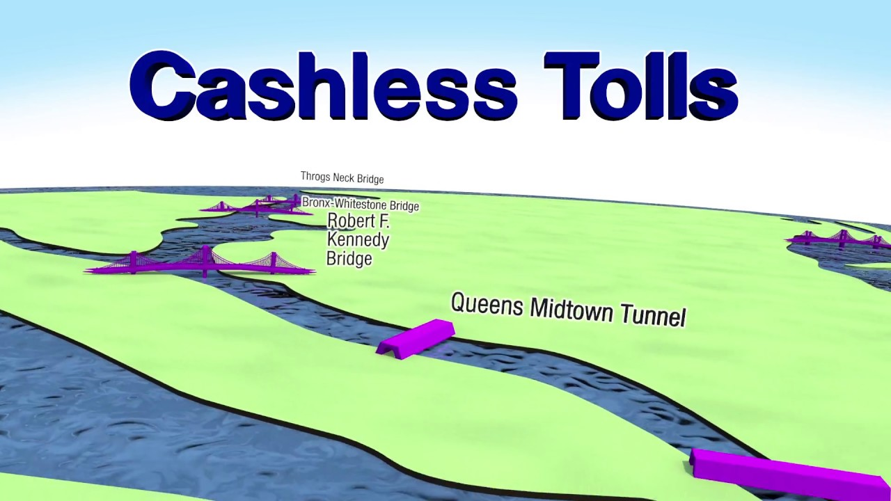 Pay Tolls Online Nyc >> Mta Cashless Tolling