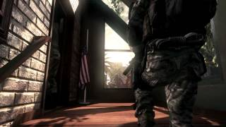 Call of Duty Ghosts. Немного геймплея одиночной компании=) p.s Лагает))(, 2013-11-06T18:51:29.000Z)