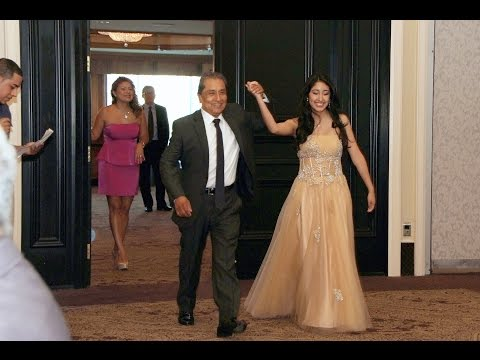 Grand Entrance of A Sweet Sixteen Birthday Party in Toronto | Forever Video
