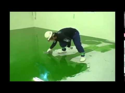 entreprise r sine epoxy et peinture epoxy youtube. Black Bedroom Furniture Sets. Home Design Ideas