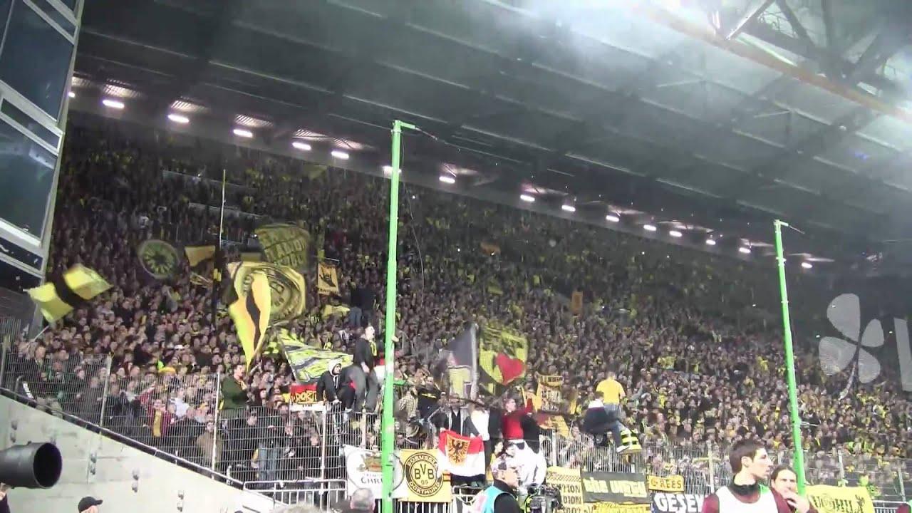 12.02.2011 | Kaiserslautern - BVB | Fritz-Walter-Stadion