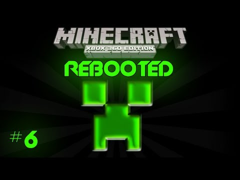 Minecraft Rebooted - #6 - Super Energetic Adventure! (Xbox Lets Play)