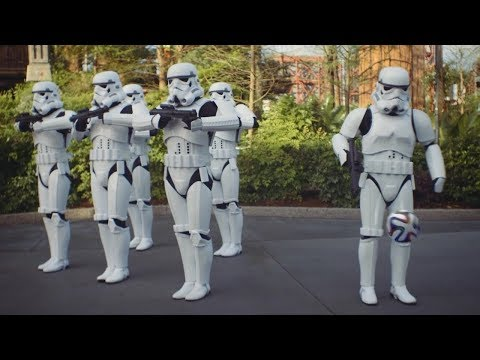 FIFA and Walt Disney World - Keep The Magic Going World Cup Spot (2014)