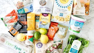 HEALTHY GROCERY HAUL! WHOLE FOODS HAUL FOR MEAL PREPPING!