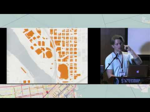 Using OpenStreetMap Data to Build Your Dynamic Maps – Andrew Hill